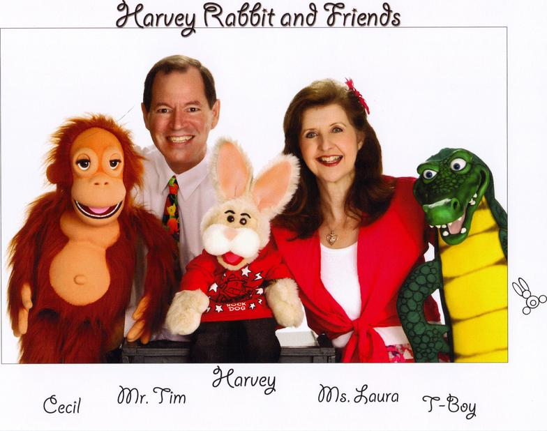Harvey_Rabbit_and_Friends