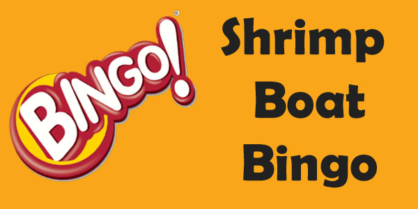 shrimp boat Bingo