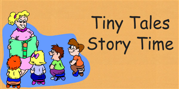 Tiny Tales Story Time