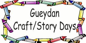 Gueydan Branch Activities