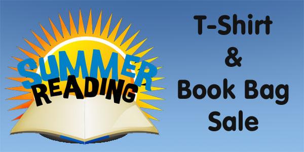 summer reading shirt sale small