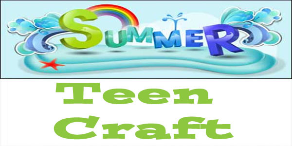 teen craft summer